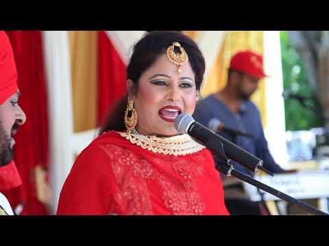 MOHAMMAD SADIQ & SUKHJEET KAUR | WONDERFUL PUNJABI VIRSA DAY 2017 | LIVE IN TORONTO | IDMEDIA