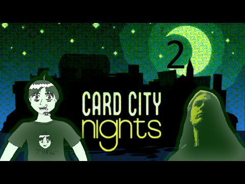 Card City Nights (Feat. Andrew) - Jerking It - 2 - Solid Bros