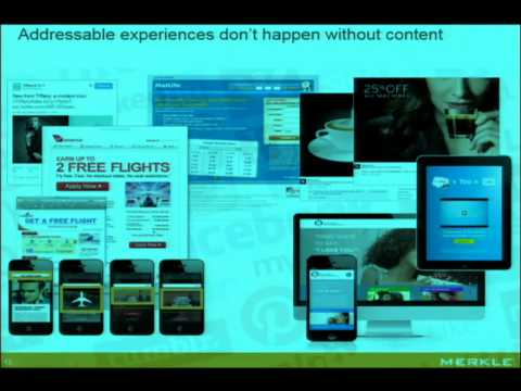 The Addressable Customer Experience in Travel