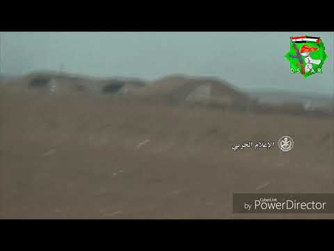 Syrian Arab Army Inside and around liberated Abu al Duhur Airbase in Idleb Governorate