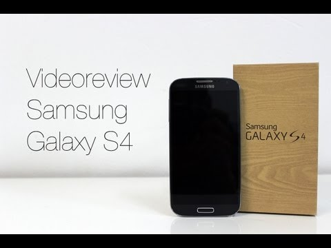 Videoreview Samsung Galaxy S4