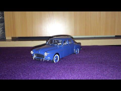 Renault Frgate 1959 Norev 143 Youtube