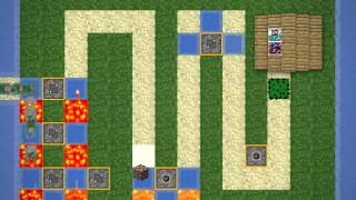 FLASH игра про майнкрафт 2 серия