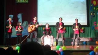 Bay Qua Biển Đông - CLB Guitar Trường Đại Học Y Dược Thái Bình 24 03 2014