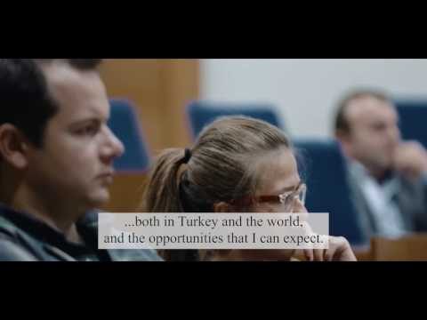 Koç MSc in Finance 2017 Orientation Video