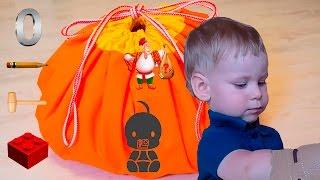 видео Развитие восприятия у детей раннего возраста с помощью сенсорных эталонов Детский сад