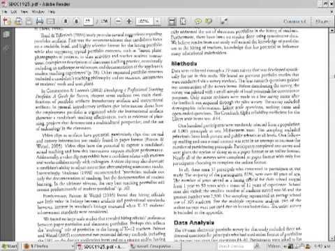 electronic portfolios 2
