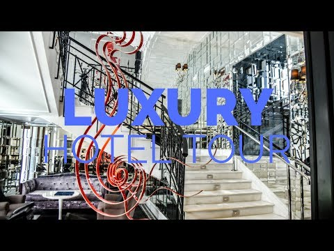 Hotel Unico Madrid: Luxury Hotel Tour