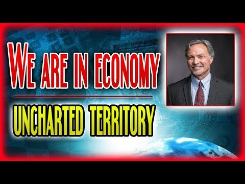 MUST WATCH!!! John Rubino - We Are in Economy Uncharted Terr
