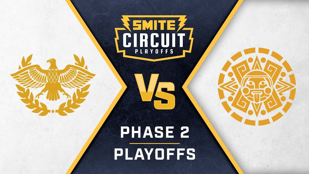 Download SMITE Phase 2 Circuit Playoffs: Day 3 Herculean Hoofs vs Winner Dogs