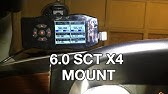 Data logging fuel trims using SCT X4 - YouTube