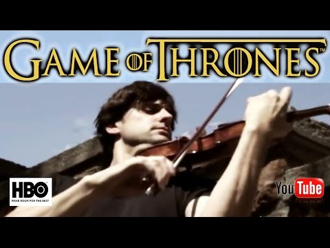 Game of Thrones Theme - Violin Cover (HBO TV Series) Marc-Andre Gautier - Violin Song