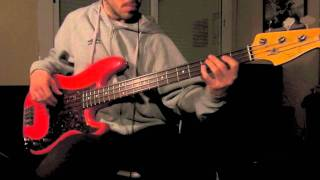 Jackson 5 - I want you back [Bass Cover by Miki Santamaria]
