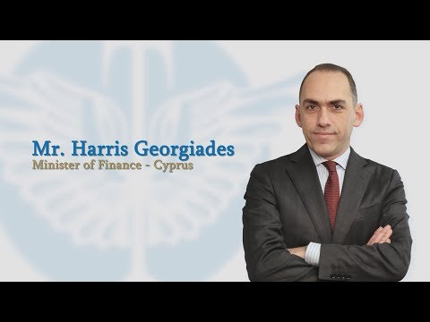 Interview with Harris Georgiades, Minister of Finance of Cyprus