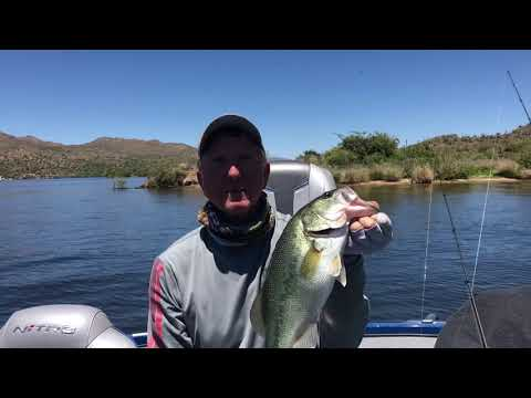Bartlett Lake Fishing Report For May 25, 2020