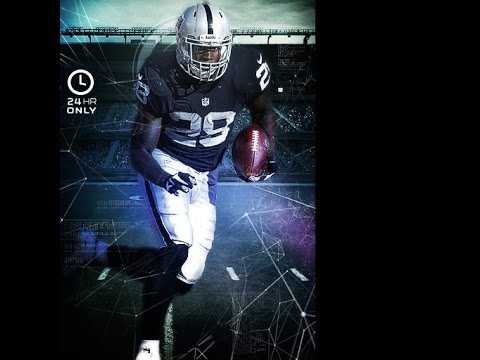 Football Outsiders Latavius Murray | Review | Madden 16 Ultimate Team