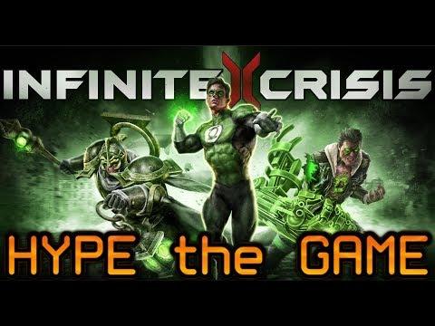HYPE the GAME #1 : Infinite Crisis