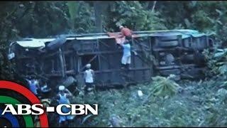 Bus accident kills 3 in Quezon