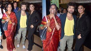 Himesh Reshammiya's GRAND Entry With Railway Singer Ranu Mondal & Wife Sonia Kapoor @ Song Launch