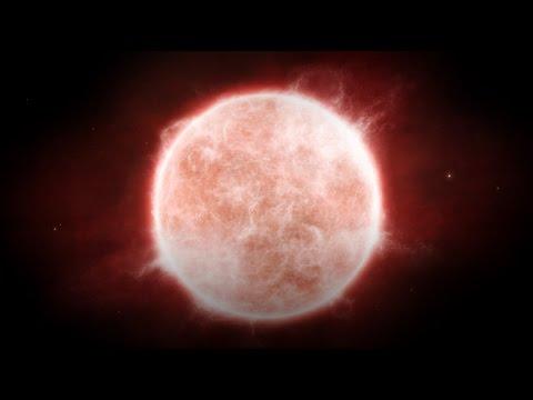 Evrende Bilinen En Büyük 8 Yıldız (UY-Scuti)