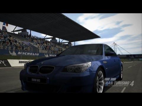 Gran Turismo 4 1080p running on PCSX2 1.1.0