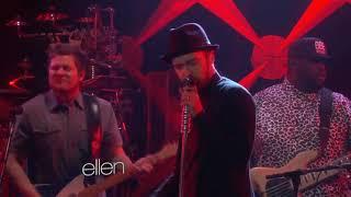 Justin Timberlake - True Blood (Live On Ellen)