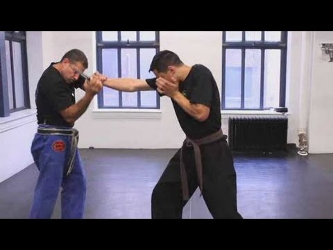 How to Defend against Attack with Knife | Krav Maga