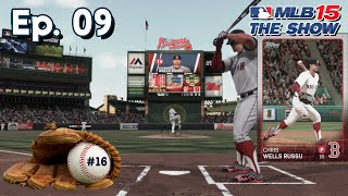 MLB 15 The Show (PS4) Road To The Show SP Ep. 9 | Pitcher Hitting