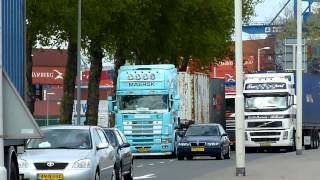 Bon Trans - Maersk scania 164-480