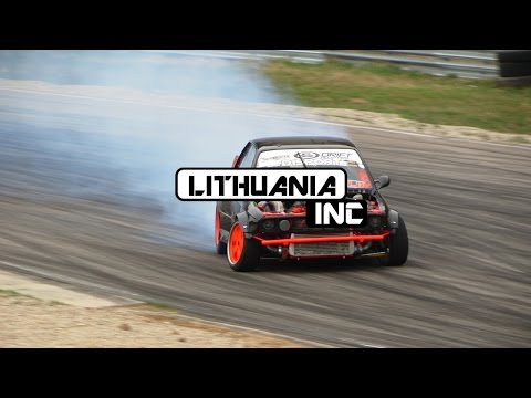 Putadienis - Drift season opening 2016