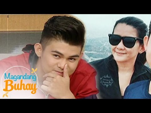 Magandang Buhay: Iñigo gives a message to his mom