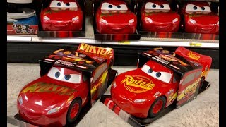Disney Cars 3 Toys Hunt at 5 Stores in 1 Night! Disney Cars Walmart & Target in Arizona - Toy Travel