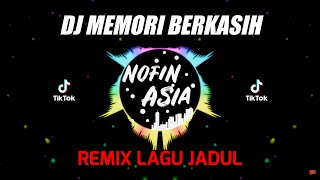 Download lagu DJ Memori Berkasih Remix Keren Full Bass Terbaru 2019 MP3