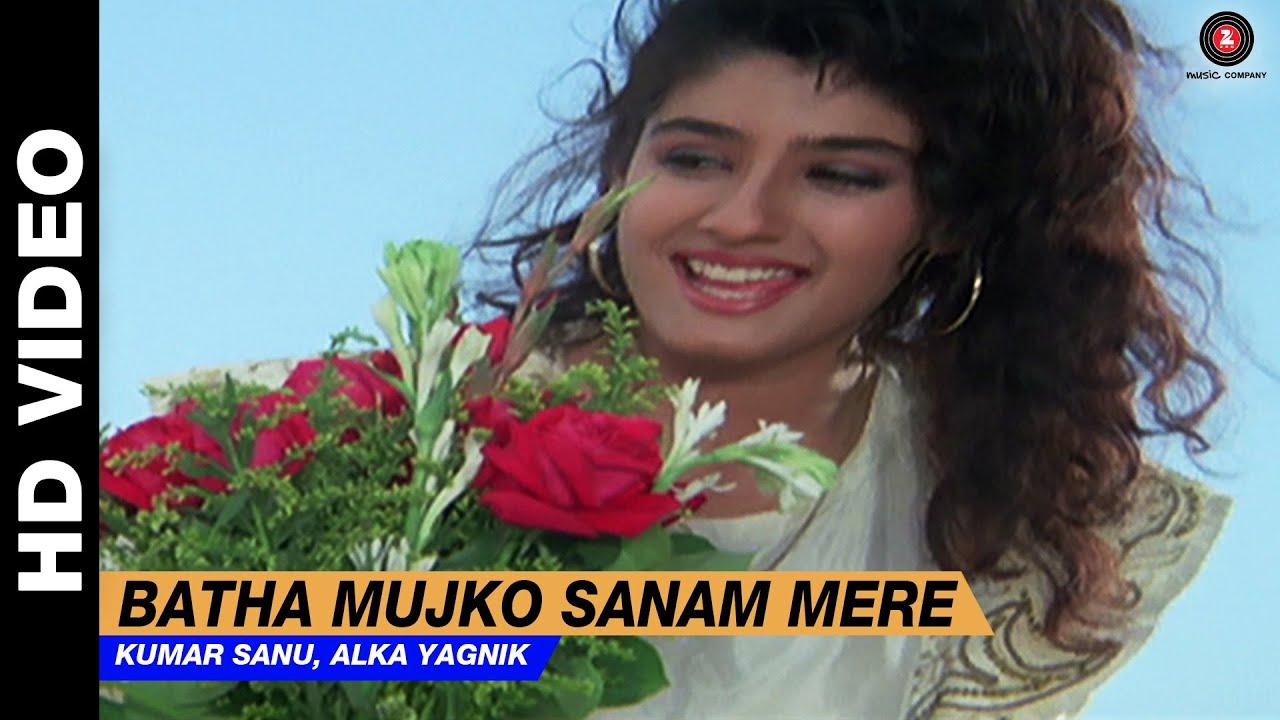Download Batha Mujko Sanam Mere - Divya Shakti | Kumar Sanu, Alka Yagnik | Ajay Devgan & Raveena Tandon