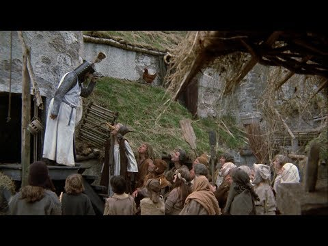 Monty Python Witch Burning Trial Clip HD
