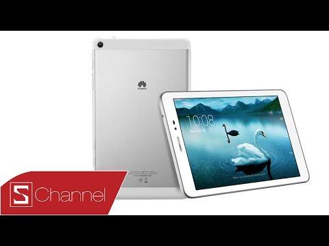 Schannel - Trên tay máy tính bảng Huawei MediaPad T1 701UA : Tablet giá rẻ có mặt sau bằng nhôm