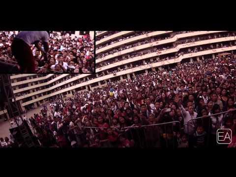 La Vagancia en vivo - Chillogallo 28-03-2015