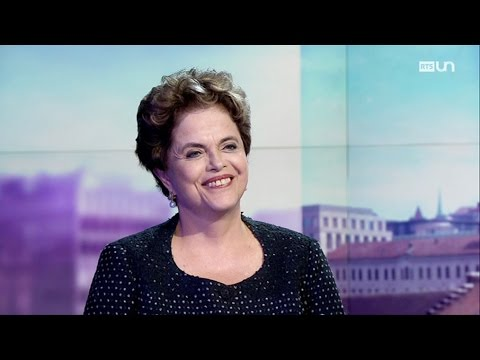 L'interview de Dilma Rousseff