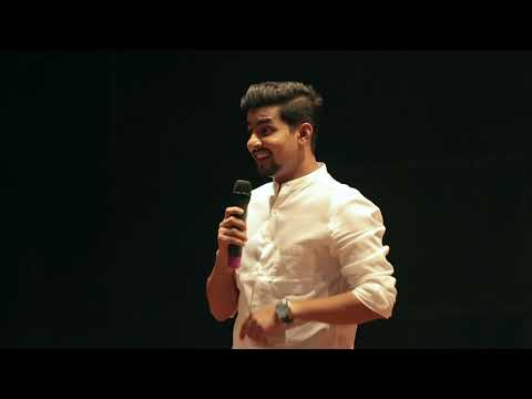 The Story Of My Successful Failure | Aashqeen El | TEDxJSSATE