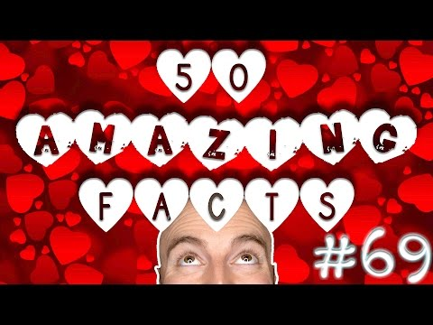 50 AMAZING Facts to Blow Your Mind! #69