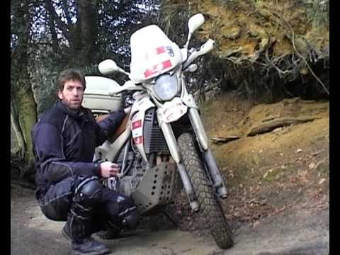 London to Syria 2010 Prep Film 1 by Alexis Cardes Motorcycle Adventure
