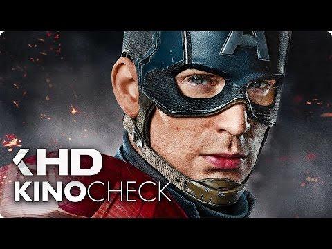 CAPTAIN AMERICA 3: Civil War Kritik (2016)
