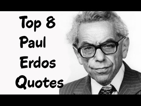 a biography of paul erdos a mathematician Paul erdős (march 26, 1913 - september 20, 1996) was an immensely prolific mathematician who, with hundreds of collaborators, worked on problems in combinatorics, graph theory, and number theory paul erdös (pronounced erd-ish) was born in budapest, hungary into a non-practicing jewish family the budapest jewish community of that day.