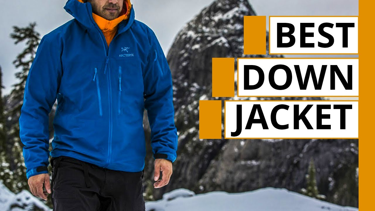 5 Best Down Jackets For Hiking Backpacking Youtube