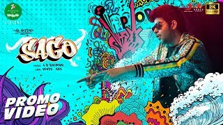 7Up Madras Gig Season 2 - Sago Song Promo A.R. Ameen A R Rahman.mp3