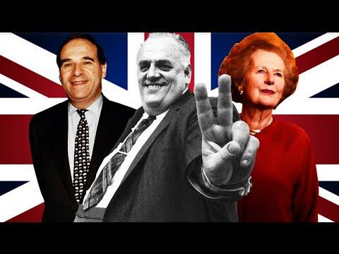 Margaret Thatcher Pedophile Ring