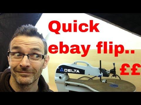Quick flip for good money - eBay sniping - how to make money on eBay