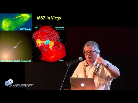Astronomy Talk: Black Holes and the Fate of the Universe