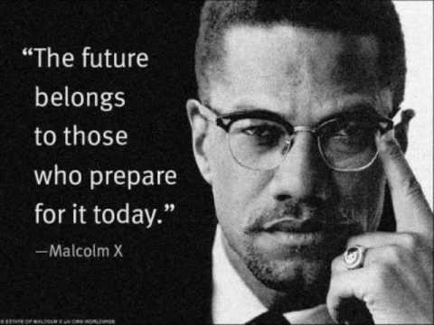 Redlining Jews and Blacks~Malcolm X