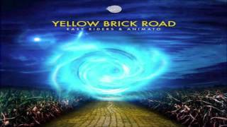 easy riders animato yellow brick road